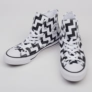 Converse Chuck Taylor All Star Hi white / black / white
