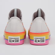 Converse Chuck Taylor All Star Lift OX vintage white / pale putty