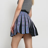 Daily Paper Gara Tape Skirt černá / modrá / fialová / tmavě růžová