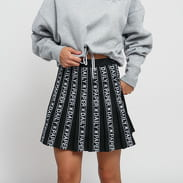 Daily Paper Tape Logo Skirt černá