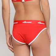 ellesse Positano Bikini Bottom červené / bílé