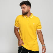 FRED PERRY Twin Tipped Fred Perry T-Shirt žluté