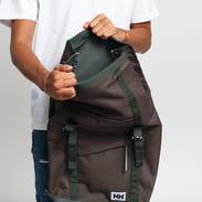Helly Hansen Stockholm Backpack tmavě šedý / olivový