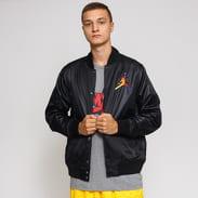 Jordan M J Sport DNA HBR Satin Jacket černá