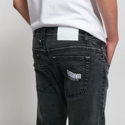 Mass DNM Classic Straight Fit black stone washed
