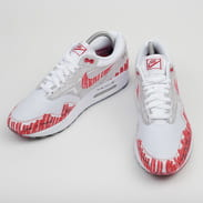 Nike Air Max 1 Sketch To Shelf white / university red