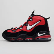 Nike Air Max Uptempo '95 university red / white - black