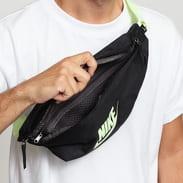 Nike NK Heritage Hip Pack černá / žlutozelená