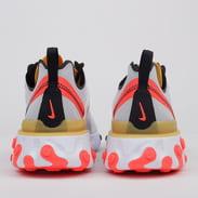 Nike React Element 55 white / black - bright crimson