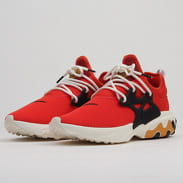 Nike React Presto habanero red / black - wheat- sail