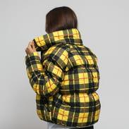 Nike W NSW Synthetic Fill Jacket Statement AOP žlutá / černá / červená