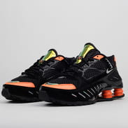 Nike W Shox Enigma SP black / black - hyper crimson