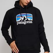 Patagonia Fitz Roy Horizons Uprisal Hoody černá