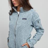 Patagonia W's Better Sweater Jacket melange světle modrá