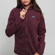 Patagonia W's Better Sweater Jacket melange vínová