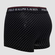 Polo Ralph Lauren Classic Trunk - 3 Pack černé / bílé / červené