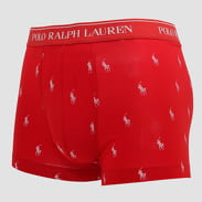 Polo Ralph Lauren Classic Trunks - 3 Pack černé / červené / modré