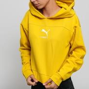Puma NU - TILITY Hoody žlutá