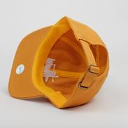 Stüssy Big Logo Low Pro Cap oranžová