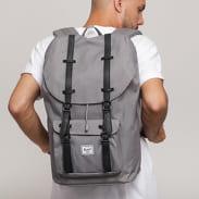 The Herschel Supply CO. Little America Backpack šedý / černý