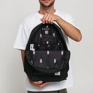 The Herschel Supply CO. Settlement Backpack NBA Brooklyn NY černý