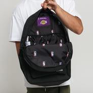 The Herschel Supply CO. Settlement Backpack NBA LA Lakers černý