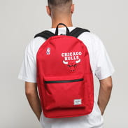 The Herschel Supply CO. Settlement Backpack NBA Chicago Bulls červený / černý