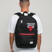 The Herschel Supply CO. Settlement Backpack NBA Chicago Bulls černý