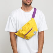 The Herschel Supply CO. Seventeen Hip Pack NBA LA Lakers žlutá / fialová