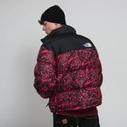 The North Face M 1996 Retro Nuptse Jacket černá / růžová