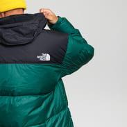 The North Face M 1996 Retro Nuptse Jacket tmavě zelená / černá