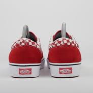 Vans Comfycush Era (tear check) racing red / true white