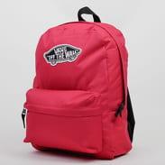 Vans Realm Backpack tmavě růžový