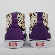 Vans SK8 - Hi (otw quarter) leopard / violet