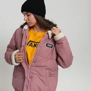 Vans WM Fawner Puffer Jacket světle fialová