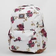 Vans WM Realm Plus Backpack krémový / vínový / zelený