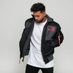 Alpha Industries MA-1 D -Tec Blood Chit