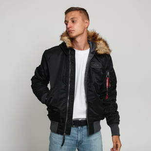 Alpha Industries MA-1 Hooded CW