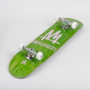 Ambassadors Komplet Skateboard Mark Green