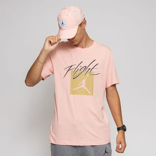 Jordan M Jumpman Flight SS Crew Tee