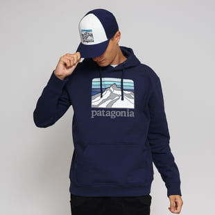 Patagonia M's Line Logo Ridge Uprisal Hoody