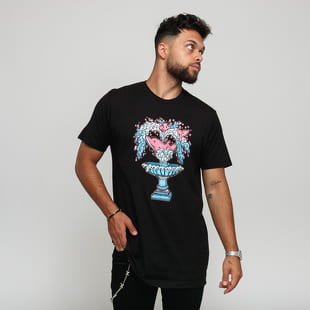Pink Dolphin Wave Fountain Tee