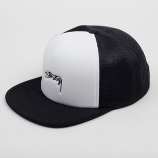 Stüssy Smooth Stock Foam Trucker Cap