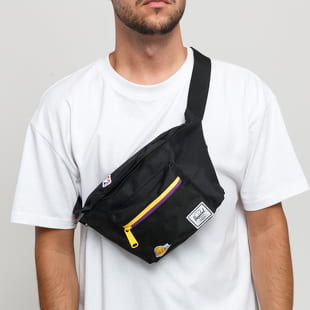 The Herschel Supply CO. Seventeen Hip Pack NBA LA Lakers