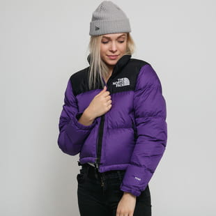 The North Face W Nuptse Crop