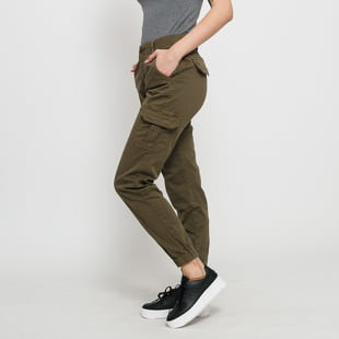 Urban Classics Ladies High Waist Cargo Pants