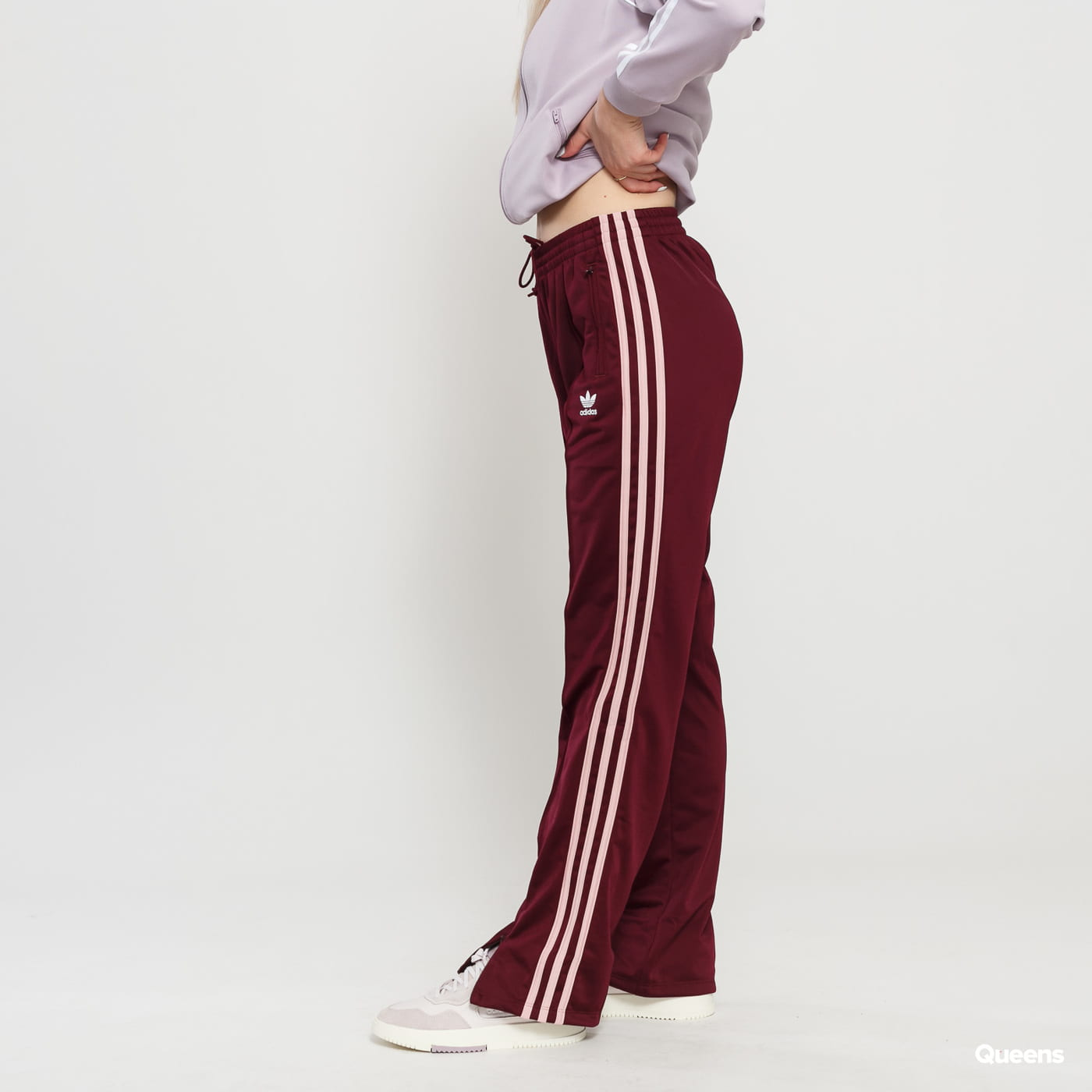 pazzo ex Infatti  Sweatpants adidas Originals Firebird Track Pant bordeaux (ED4791) – Queens  💚