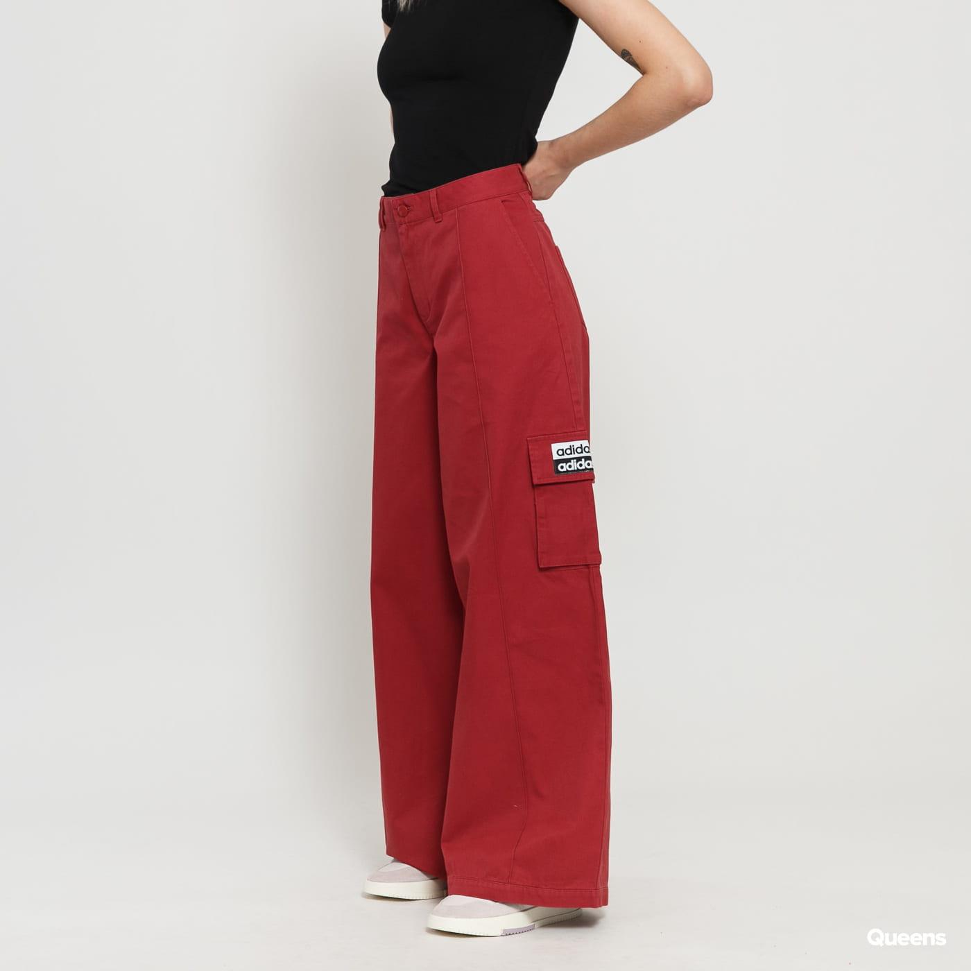 Evoluzione Sussurro guadagno  Women Pants adidas Originals Track Pant bordeaux (ED7428) – Queens 💚