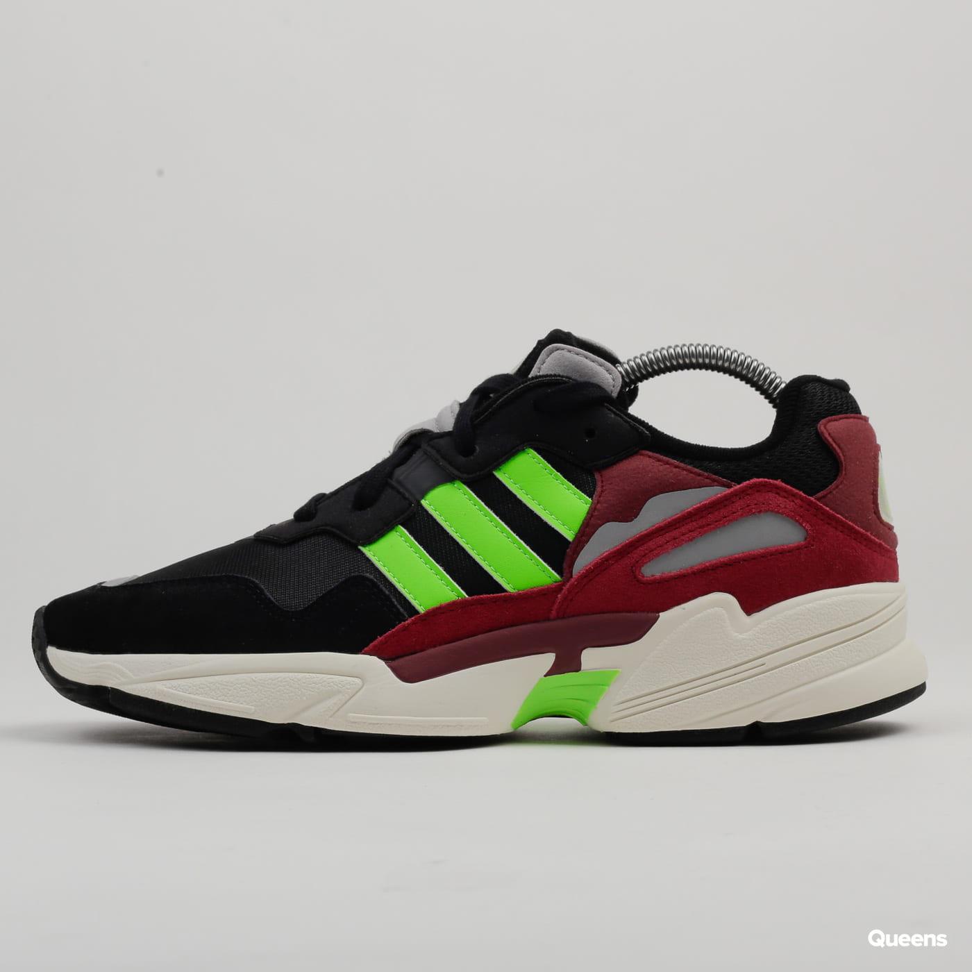 adidas Originals Yung-96 cblack / sgreen / cburgu