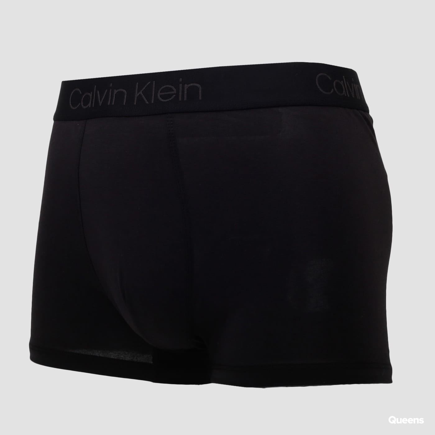 Calvin Klein Egyptian Cotton Trunk černé